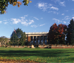 Sweet Briar College campus