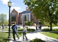 Illinois Wesleyan University campus