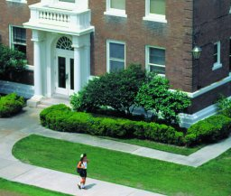 Tulane University campus