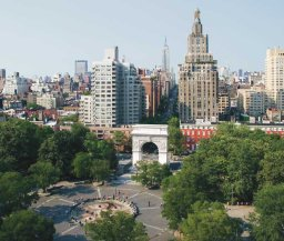 New York University campus