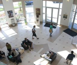 Chapman University campus