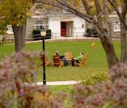 Ursinus College campus