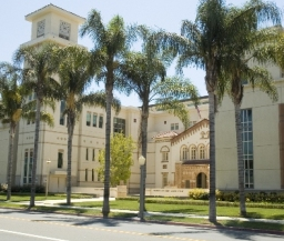 Chapman University  - School of Law campus