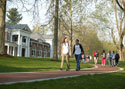 Emory and Henry College campus