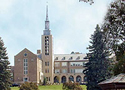 St John Fisher College campus