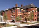 Clark University campus