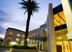 Santa Clara University - Leavey School of Business campus