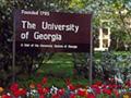 University of Georgia campus