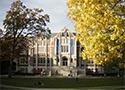Ball State University campus