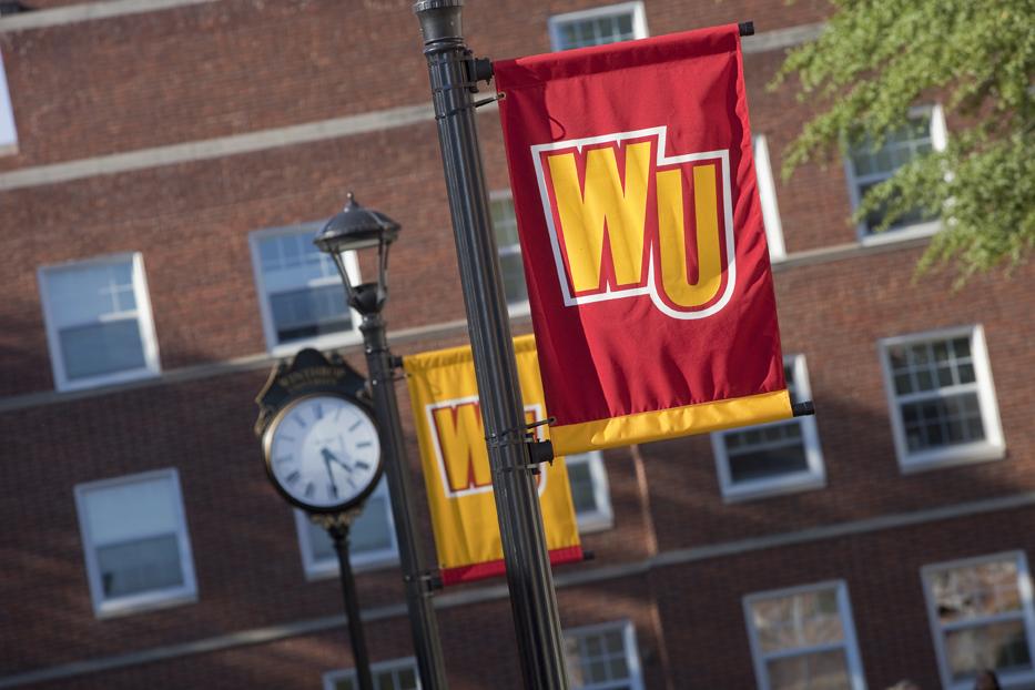 Winthrop University campus