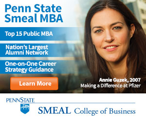 Penn State Smeal MBA