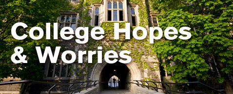 College Hopes and Worries